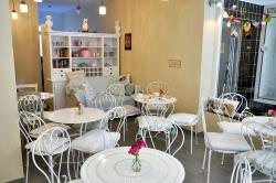 Sukie´s Cake Shop in Karlsruhe - Gemütliche und persönliche Teehaus-Atmosphäre