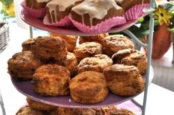 Sukie´s Cake Shop in Karlsruhe - Hausgemachte Kuchen, Torten & Gebäck nach britischen und amerikanischen Rezepten.